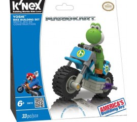 38012-Yoshi Bike Building Set -TM & ©2014 Nintendo