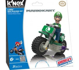 38002-Luigi Bike Building Set - TM & ©2014 Nintendo