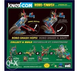 13243-ROBO-SMASH BUILDING SET