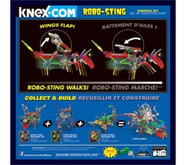 13244-ROBO-STING BUILDING SET
