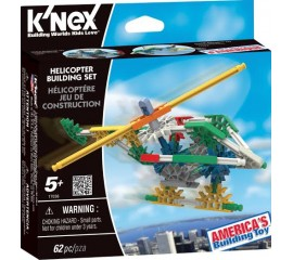 17036 - Helicopter Building Set