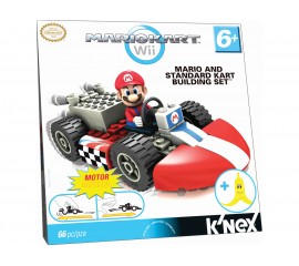 38003-MARIO AND STANDARD KART BUILDING SET™