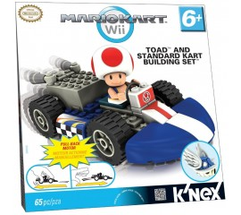 38044- TOAD™ AND STANDARD KART BUILDING SET™