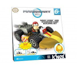 38046-DIDDY KONG™AND STANDARD KART BUILDING SET™
